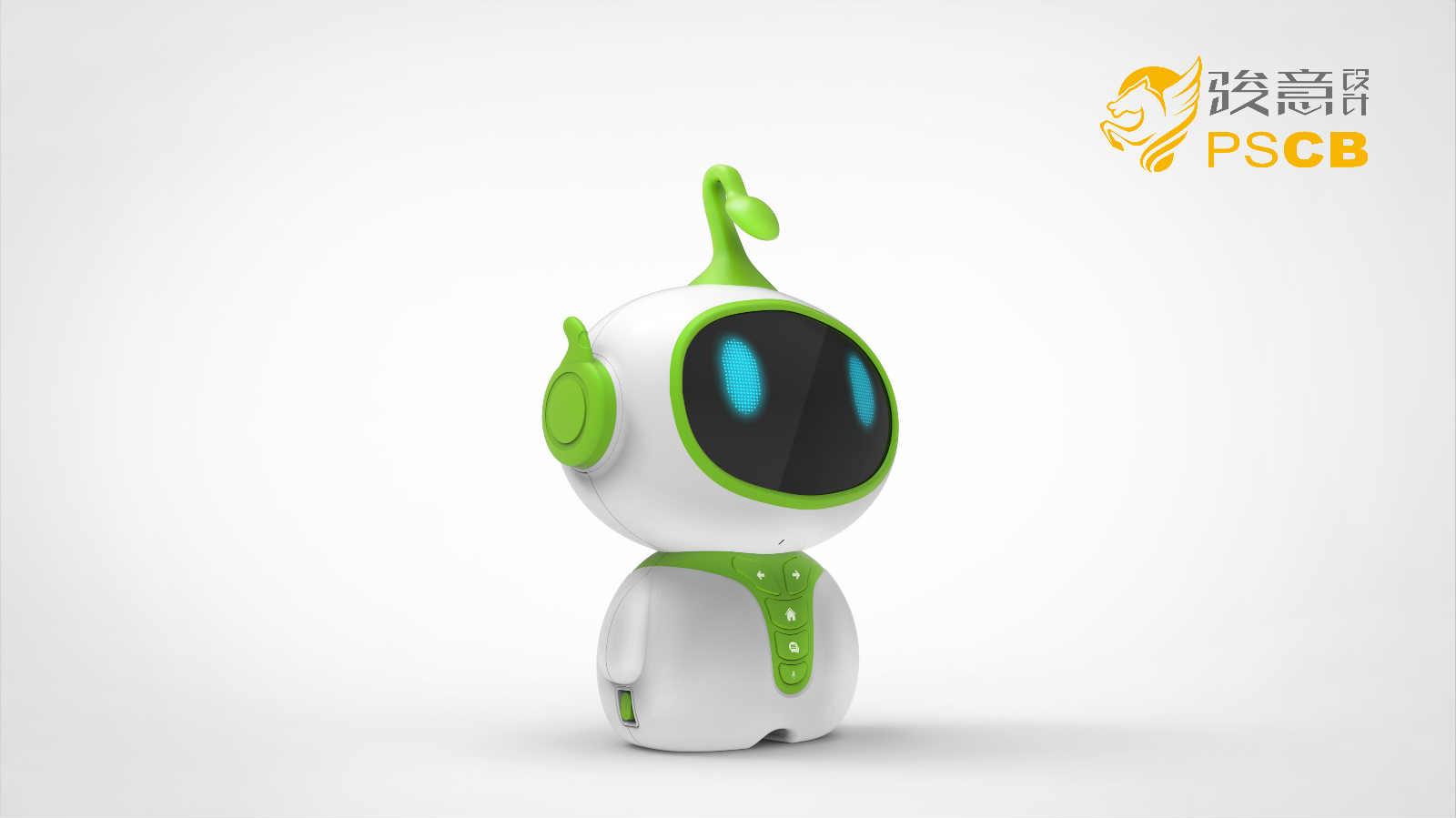 AI智能机器人儿童玩具设计
