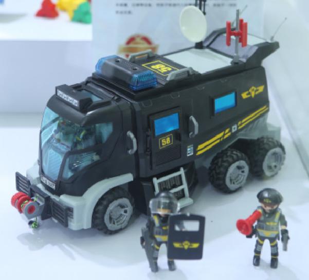 飞虎队专用卡车
