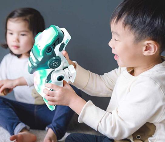 交互型玩具设计