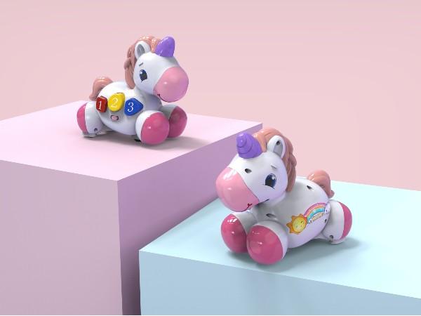 儿童玩具设计中仿生设计有哪些特点?