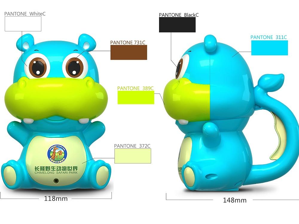长隆野生动物世界泡泡机设计生产