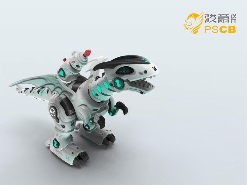 机器恐龙设计