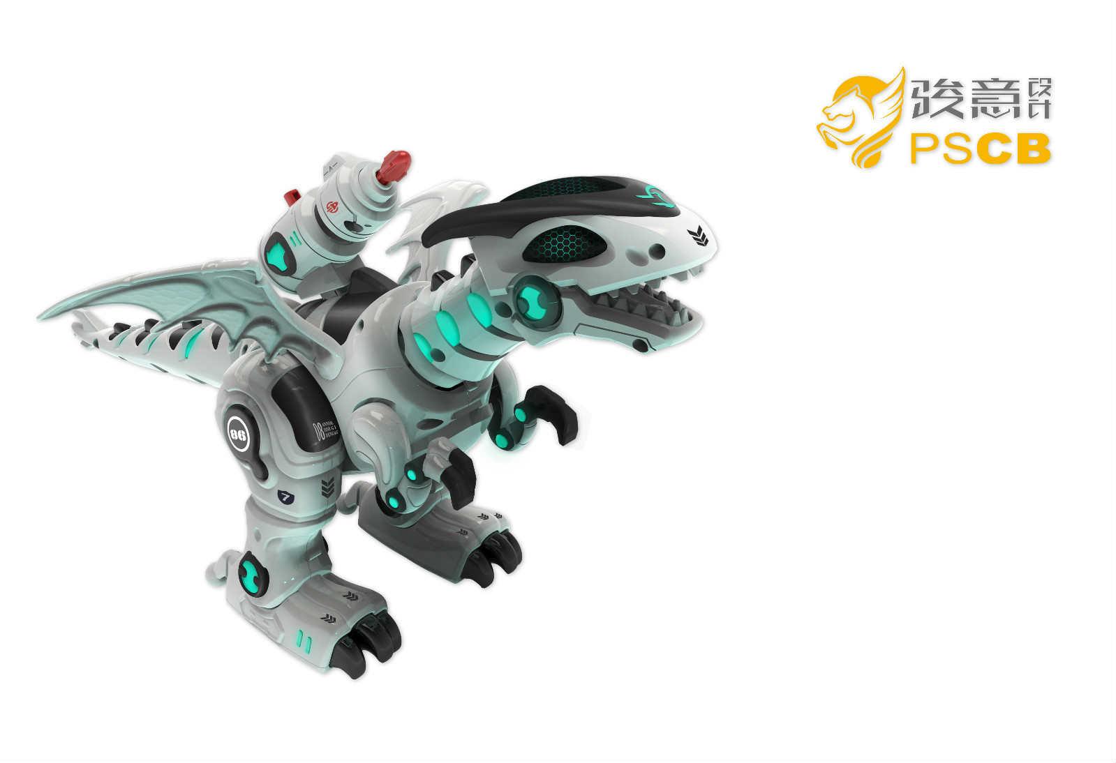 恐龙玩具设计