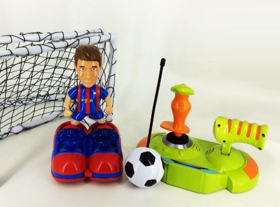 骏意设计·遥控足球赛场游戏玩具