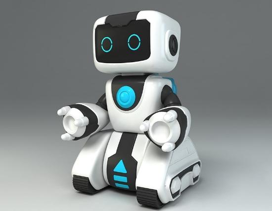 骏意设计·智能机器人设计案例