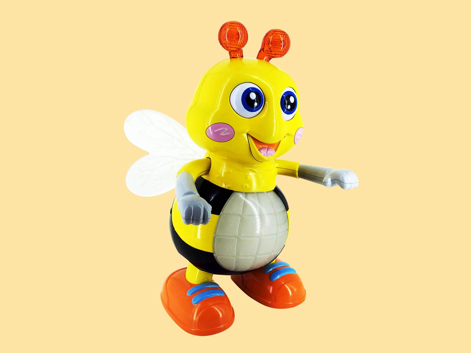 蜜蜂摇摆故事机