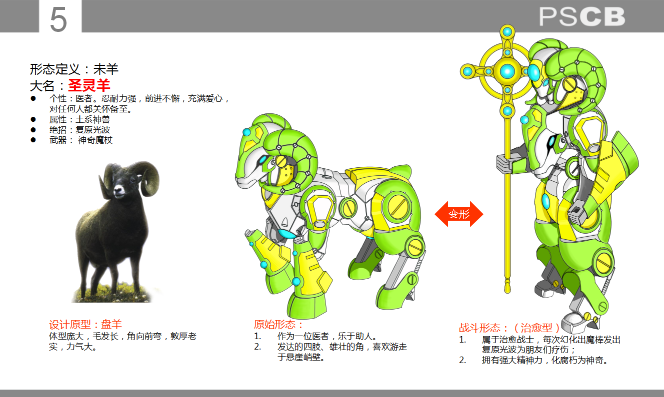 塑胶变形玩具设计