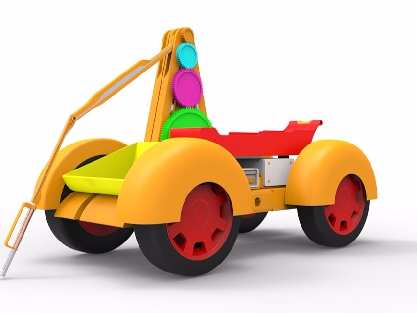 提升产品竞争力,玩具厂商还差这一步!
