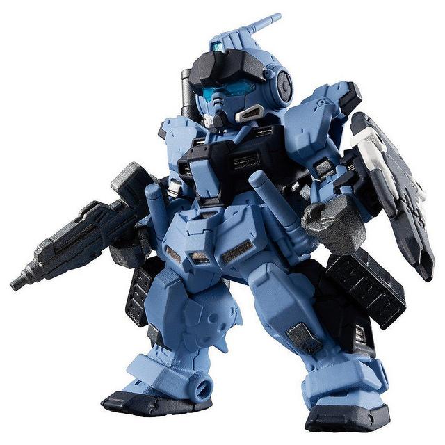 """""""苍白骑士""""空间战&陆战变形模型1"""