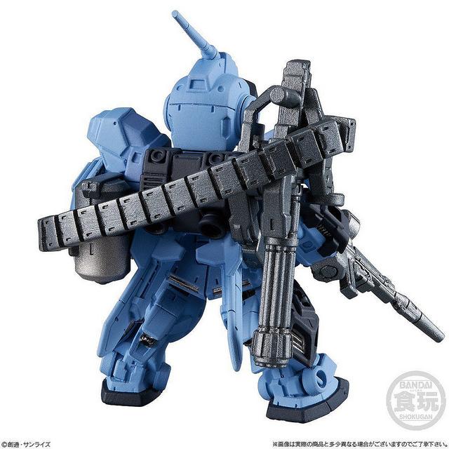 """""""苍白骑士""""空间战&陆战变形模型2"""