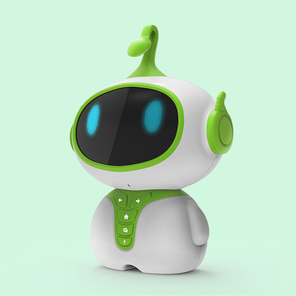智能早教陪伴机器人设计