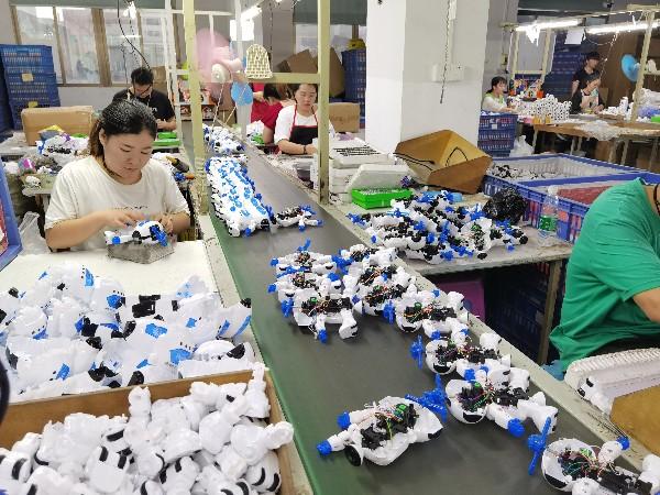 智能玩具生产厂家