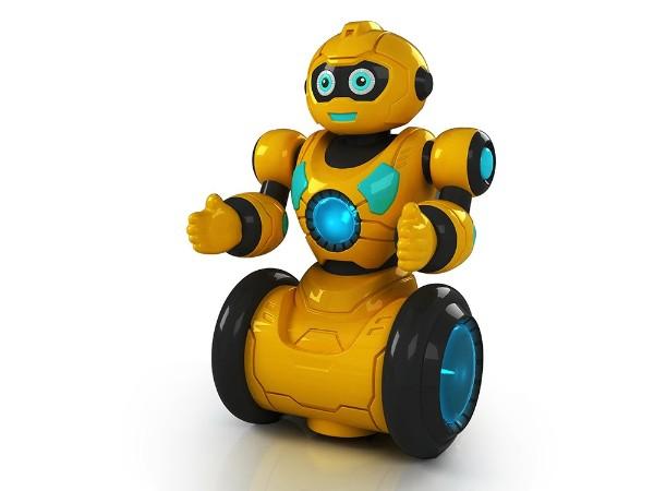 平衡机器人设计