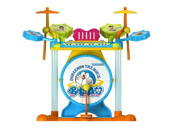 授权IP哆啦A梦儿童乐器玩具套装设计