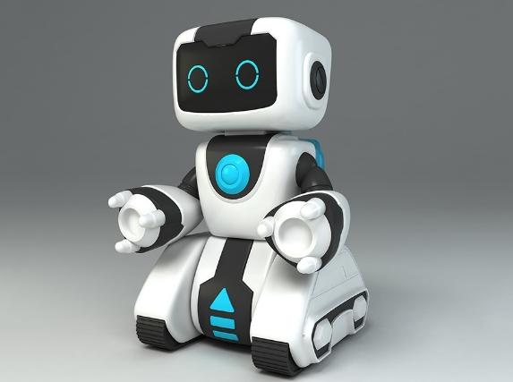 骏意设计·智能机器人案例