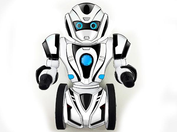 智能平衡机器人设计