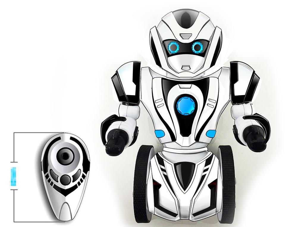 智能平衡机器人平面设计