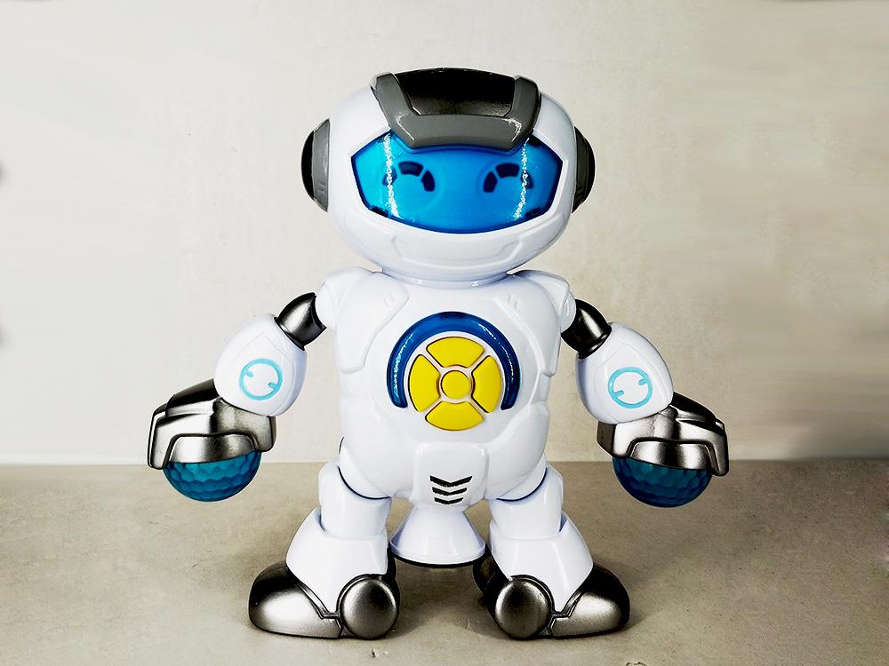 益智跳舞机器人设计