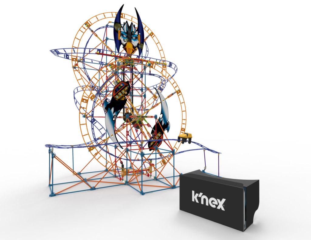 3.K'NEX Thrill Rides Bionic Blast