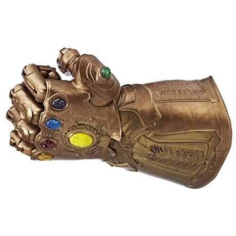 5.Marvel Legends Series Infinity Gauntlet Articulated Electronic Fist (Hasbro, Inc.)
