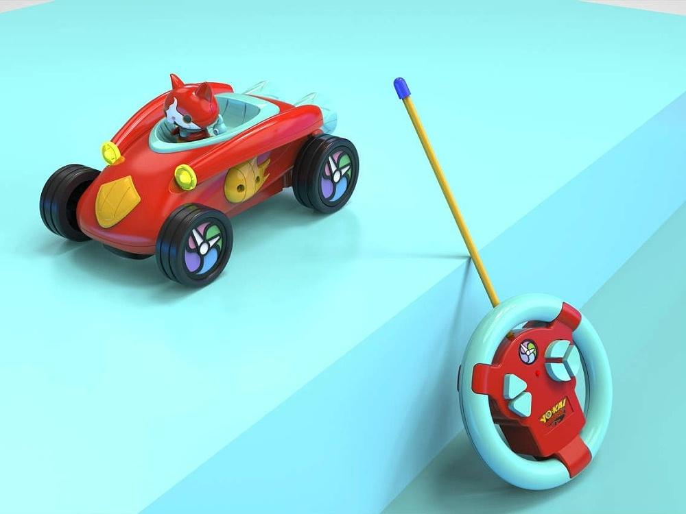 遥控玩具车设计