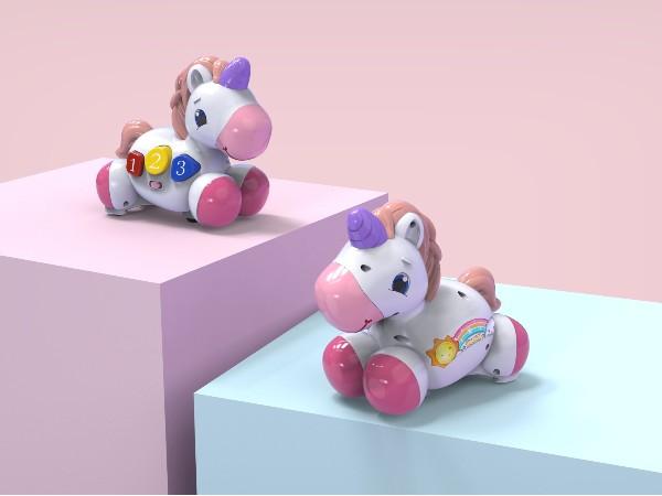 儿童玩具外观结构设计