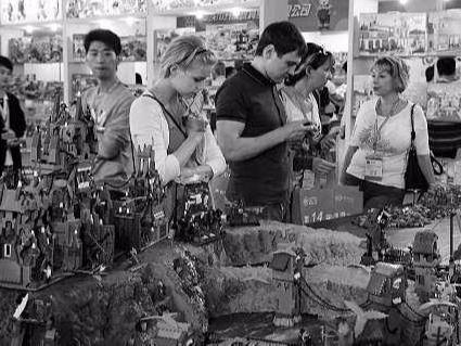 外贸公司接到老外的玩具订单,却找不到客户想要的产品怎么办?