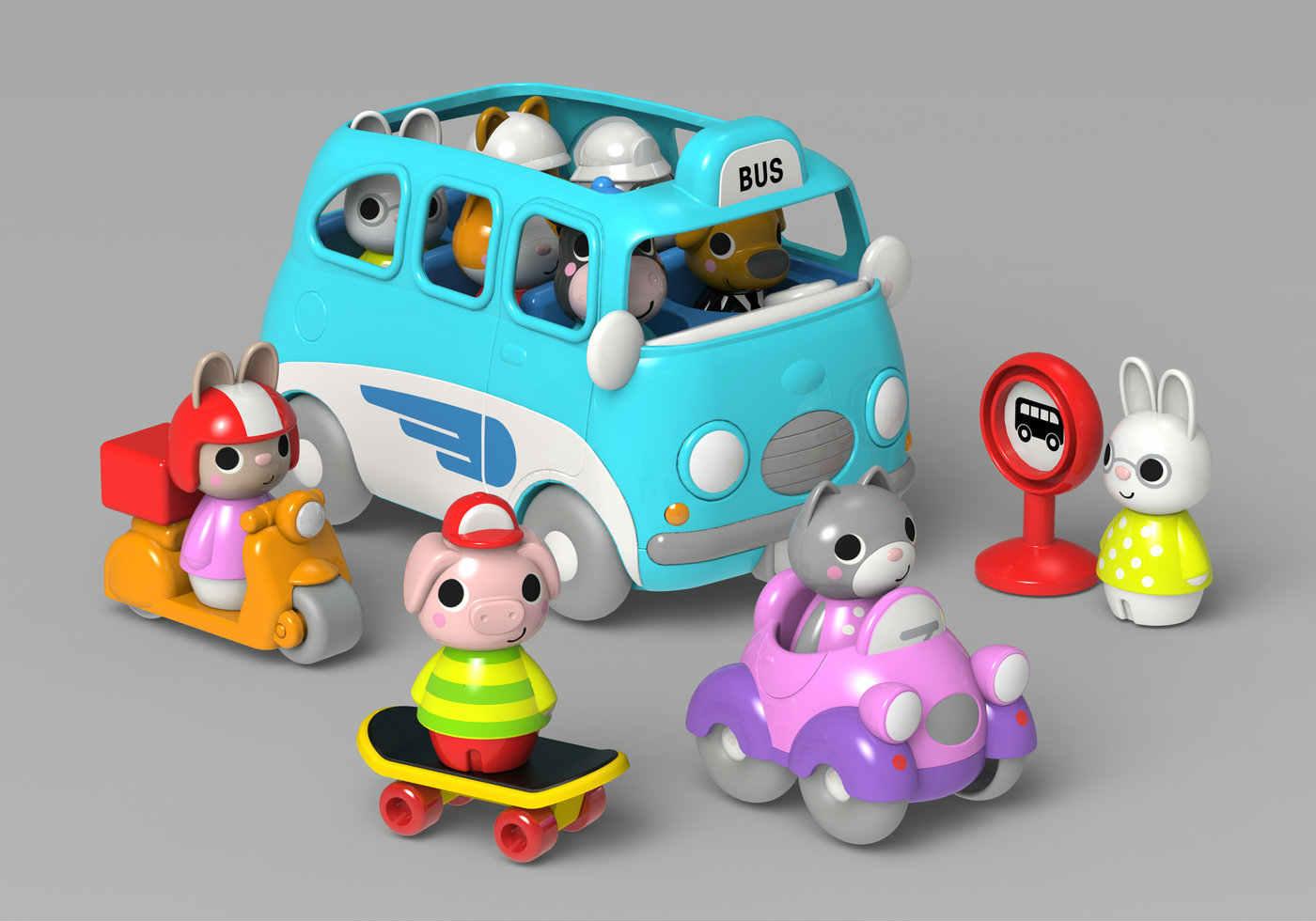 玩具产品设计