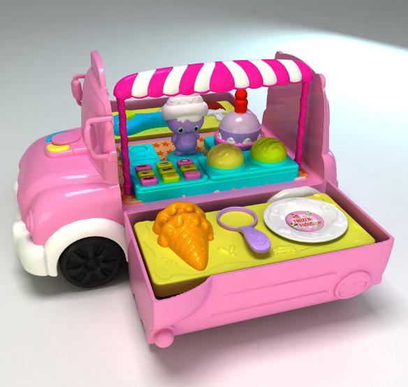 骏意设计儿童玩具策划案例