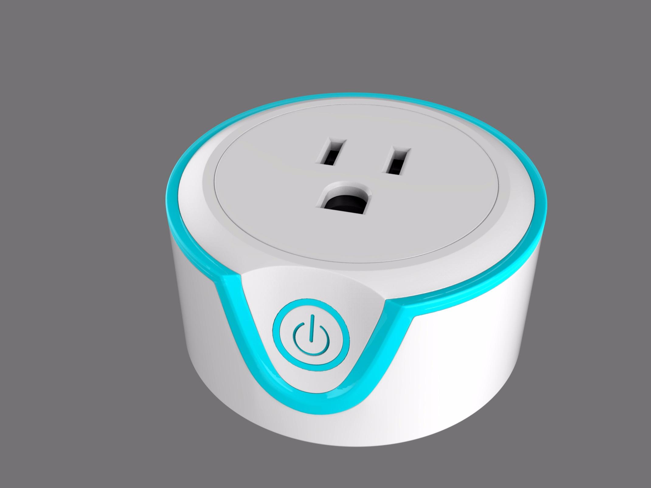 智能充电插座