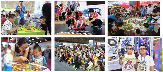 KFE中国玩博会·上海站现场