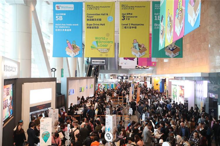 2018年香港展会现场