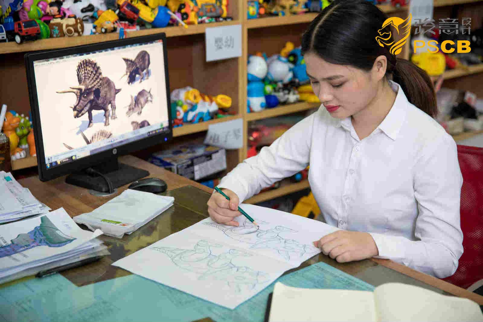 儿童玩具设计师