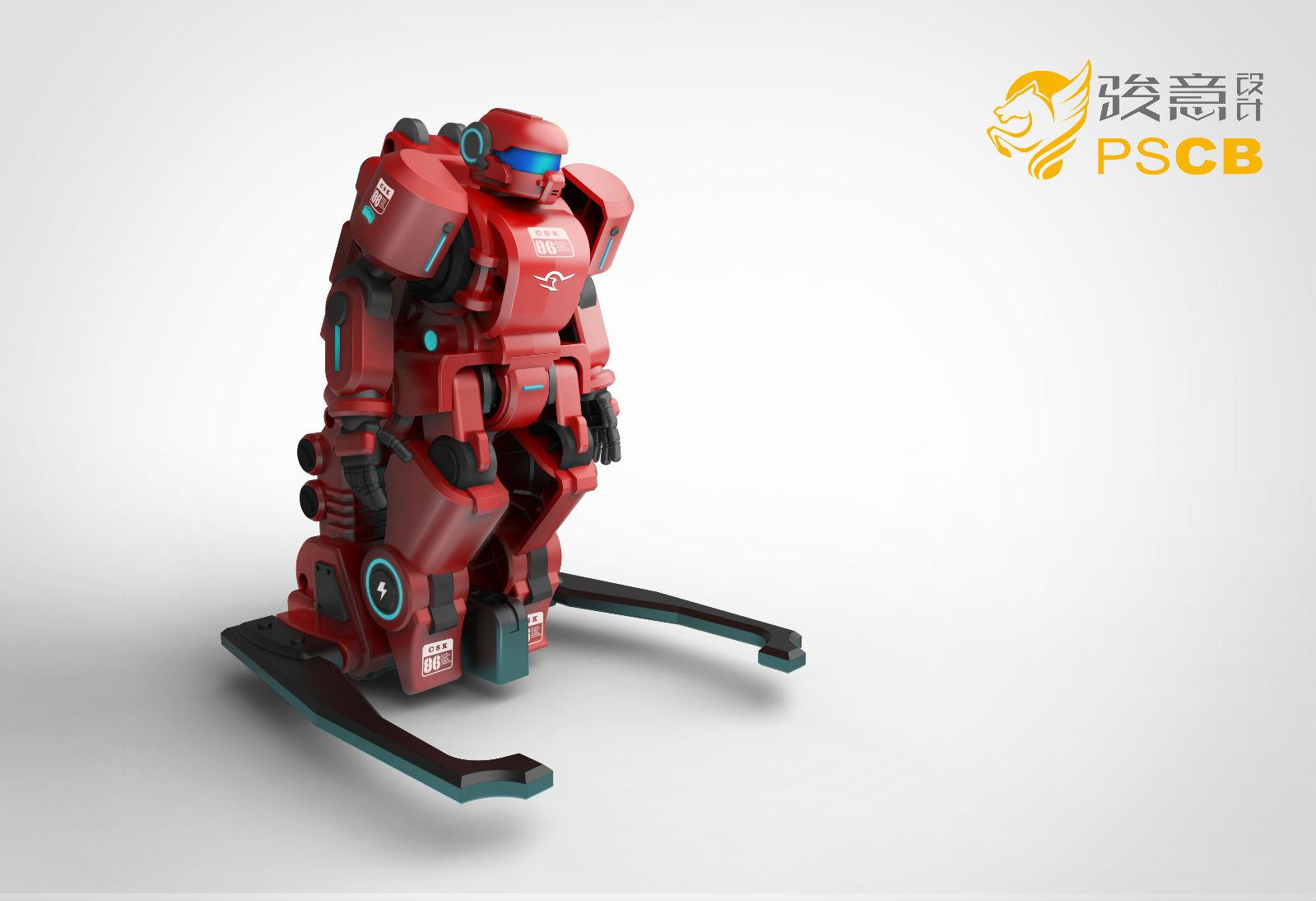 遥控机器人设计