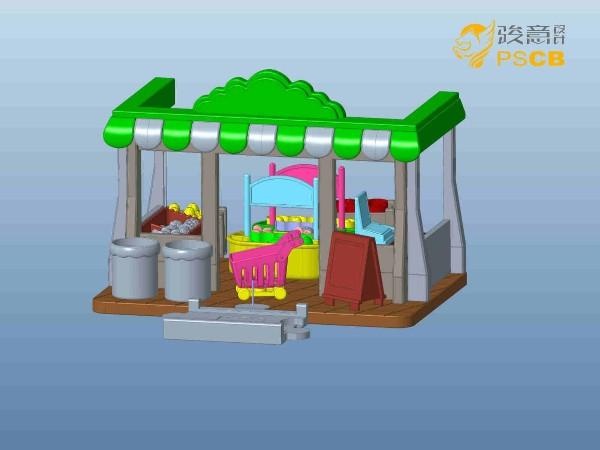 玩具结构设计