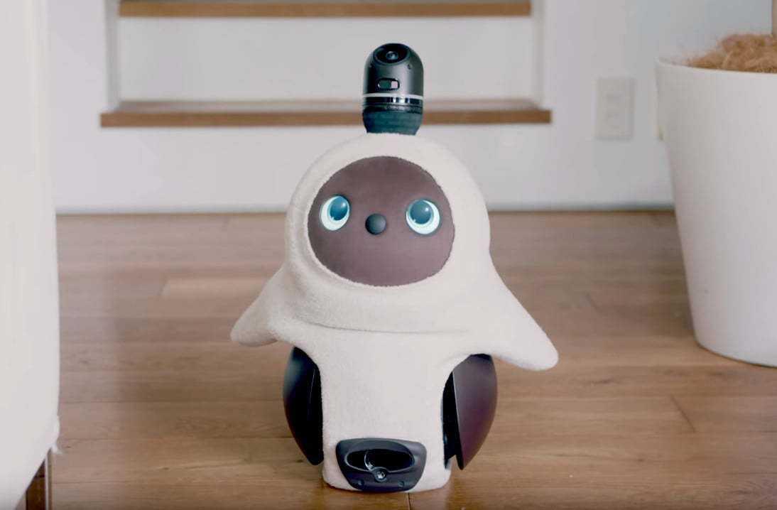 Lovot机器人