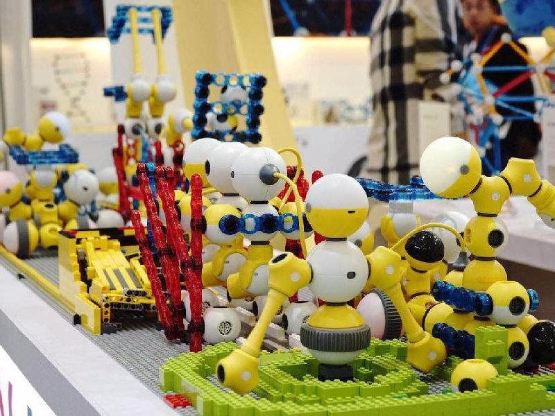上海玩具展来啦!贸易企业忙着找厂家,玩具厂商却忙着找设计公司…