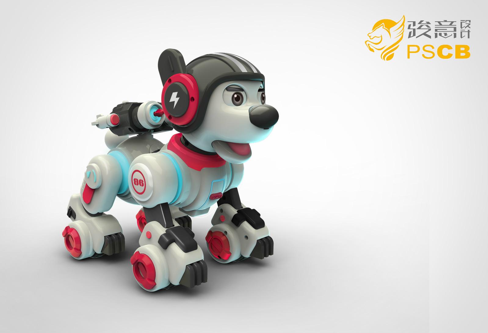 智能警犬设计