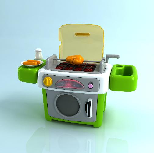 骏意设计·玩具设计案例
