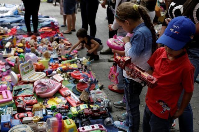 委内瑞拉玩具市场