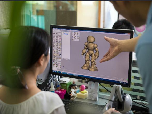 广东哪家设计公司做玩具产品抄数好