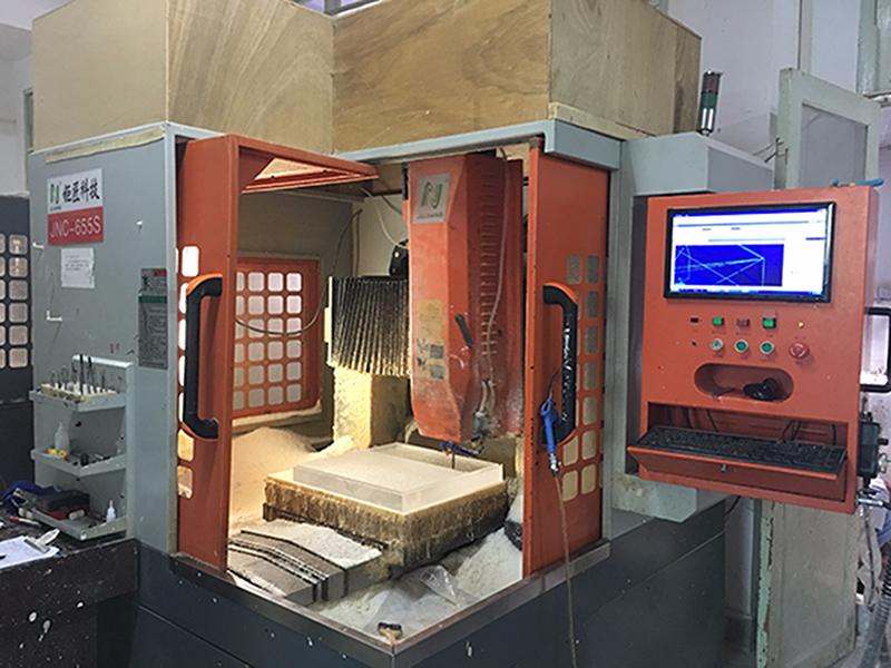 澄海专业做玩具手板CNC加工的有哪些