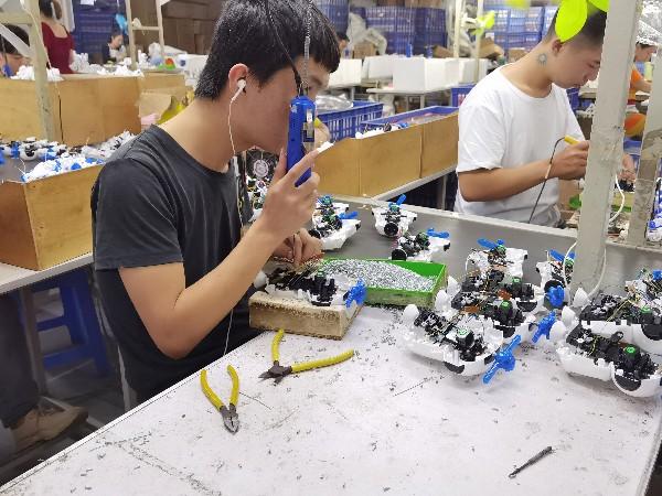 塑料玩具定做代生产哪家公司能做?