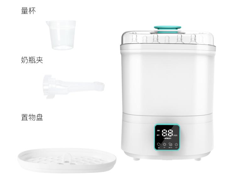 奶瓶烘干杀菌器设计