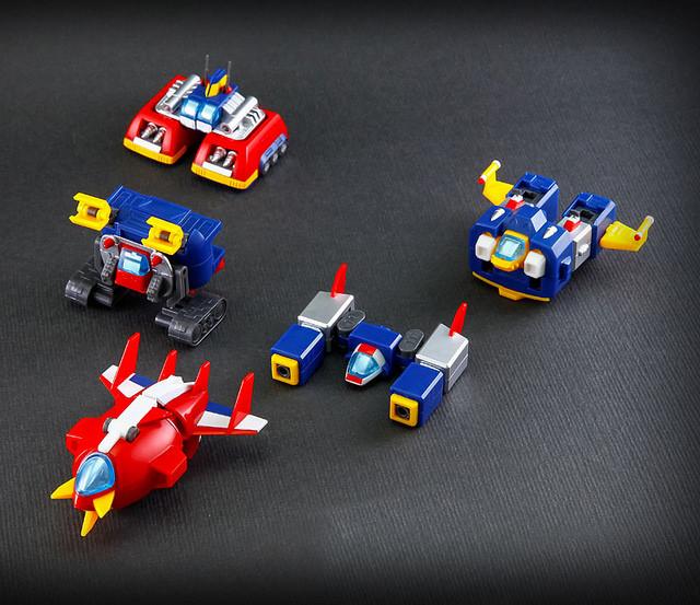 波罗五号模型3