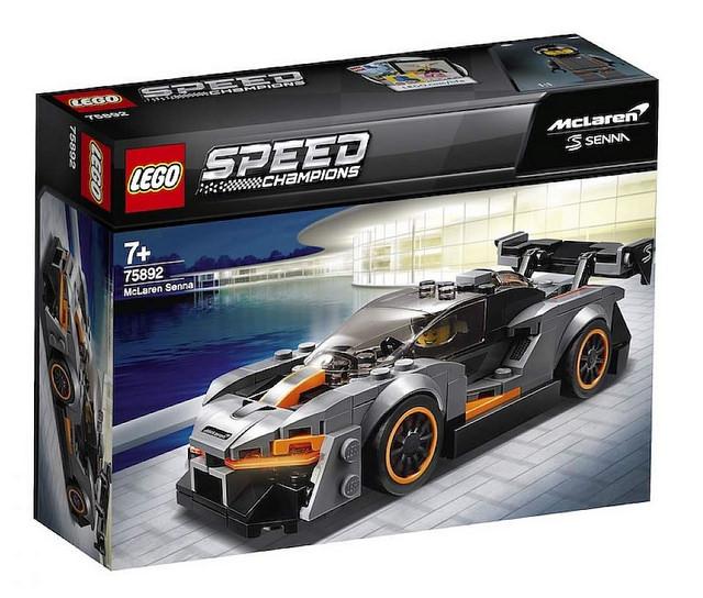 3.LEGO 75892 McLaren Senna