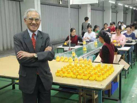 94岁香港玩具泰斗林亮的生意致富经
