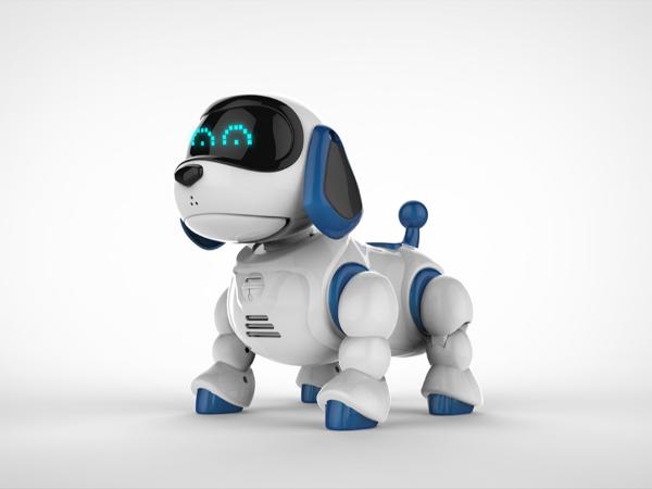 智能互动宠物机器狗设计