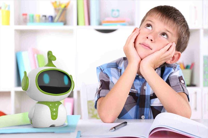 儿童智能机器人设计案例