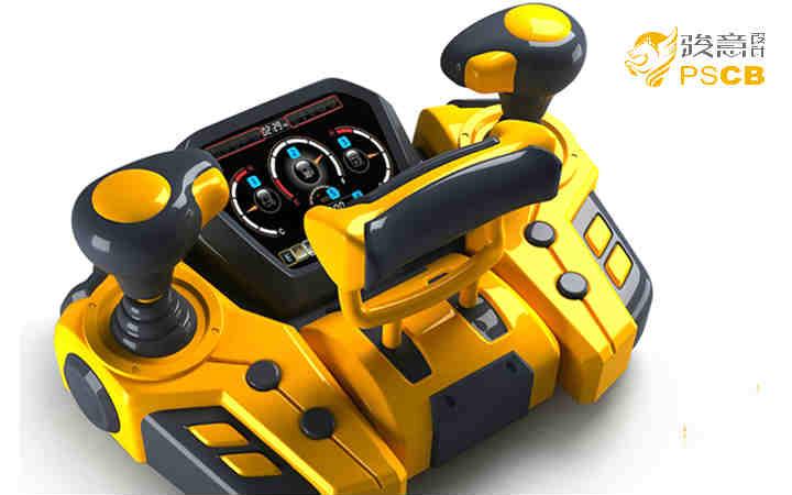 骏意设计电动玩具案例